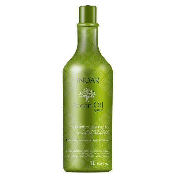 Inoar Argan kit shampoo&conditioner