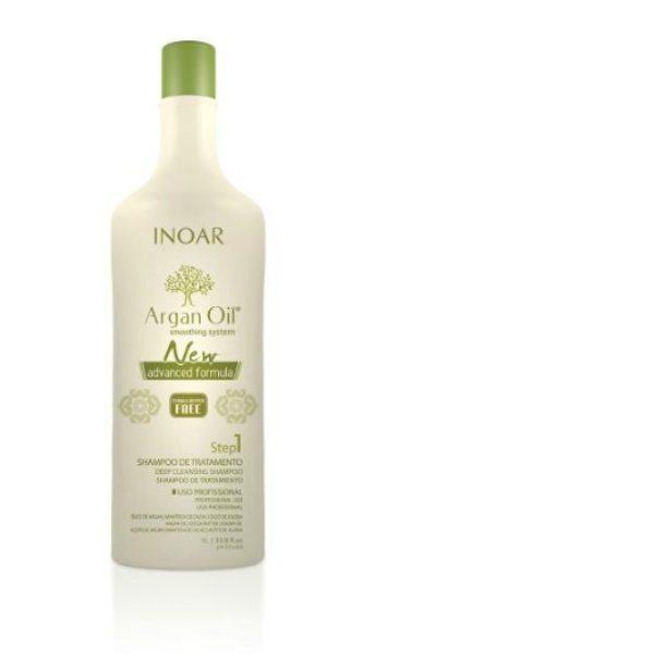 Inoar Argan oil shampoo