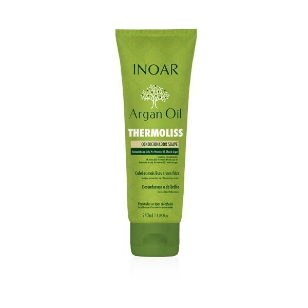 Inoar Argan Oil Thermoliss Conditioner
