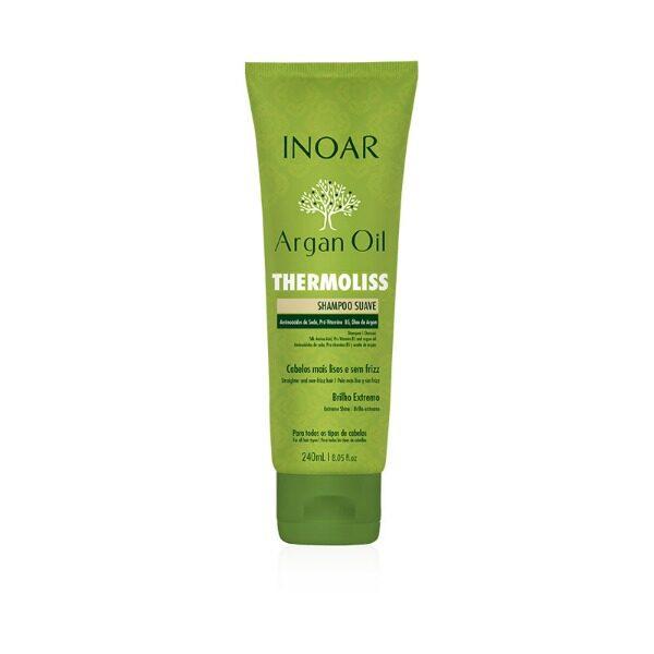 Inoar Argan Oil Thermoliss Shampoo