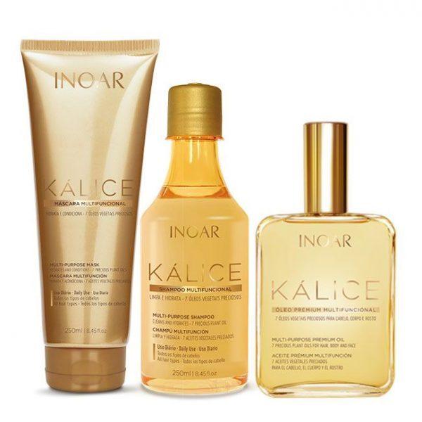 Inoar Kalice kit 3 delig