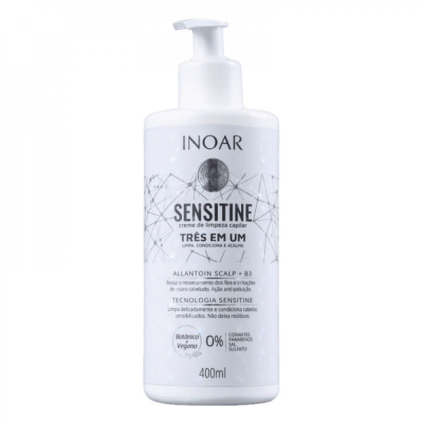 Inoar Sensitine Co-Wash shampoo