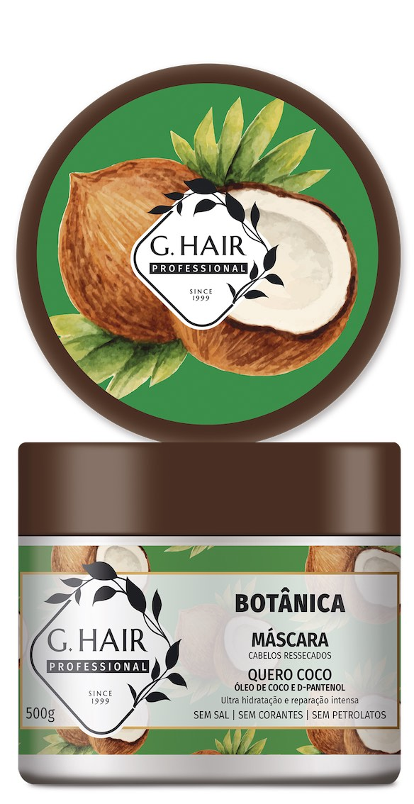 Botanica Quero Coco Mask