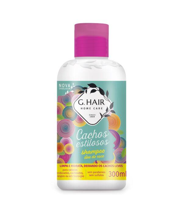 Cachos Estilosos shampoo