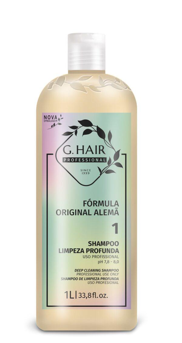 G-hair Original Alema Shampoo
