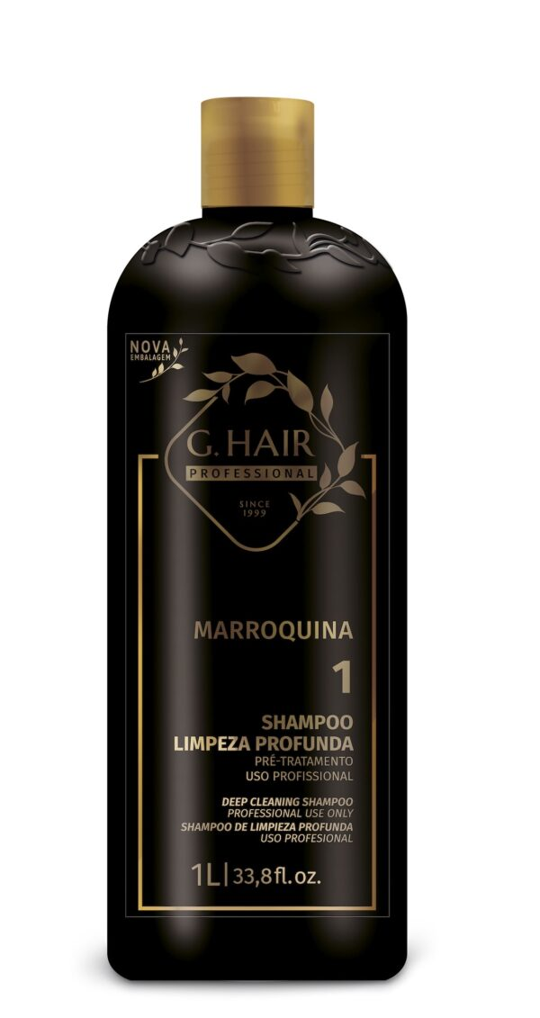 G-hair Marroquina Shampoo