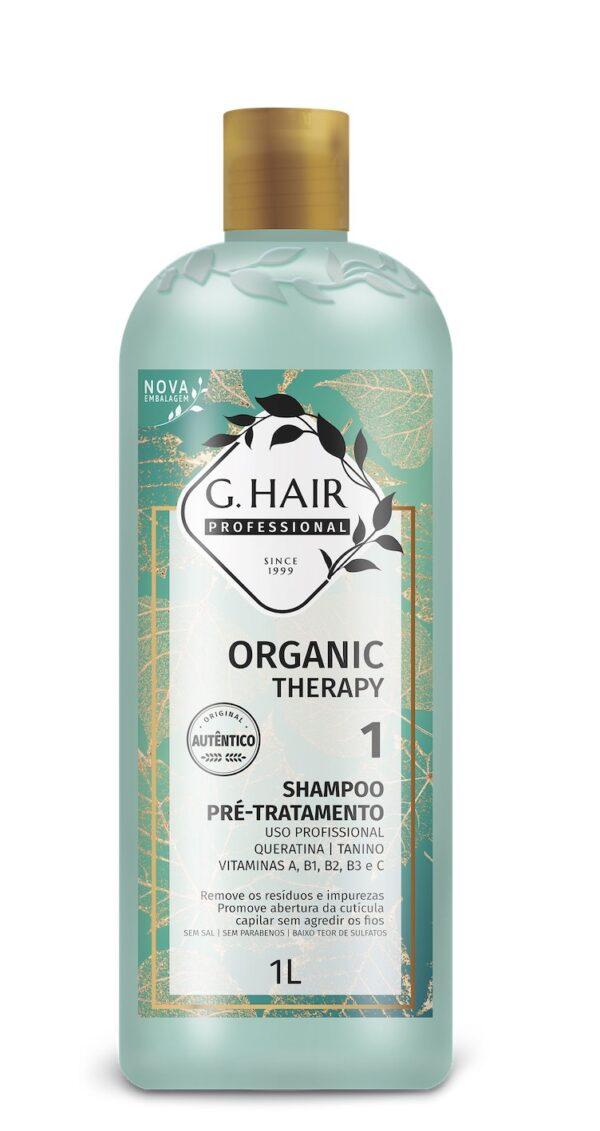 Organic Therapy Shampoo