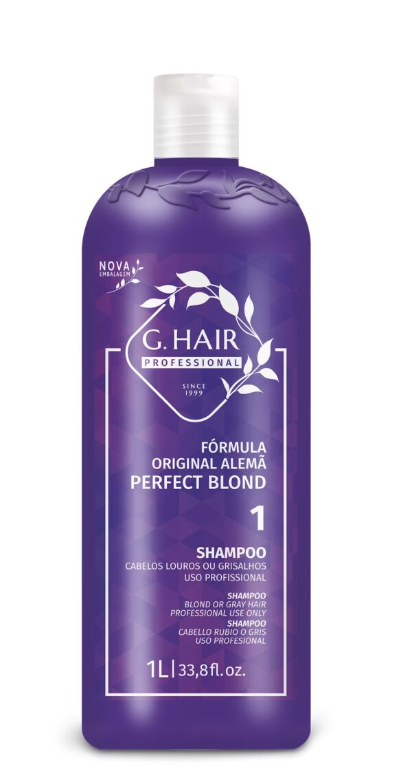 G-hair perfect Blond shampoo