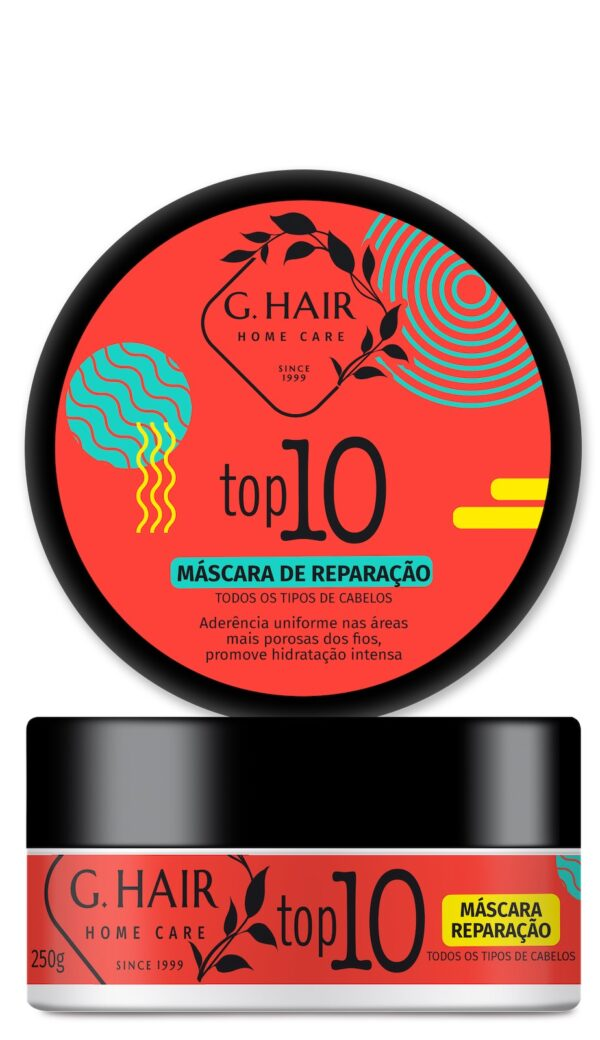 Top 10 Mask 250 ml