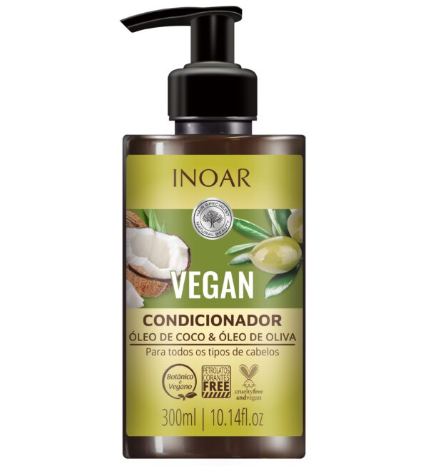 Inoar Vegan Conditioner 300 ML