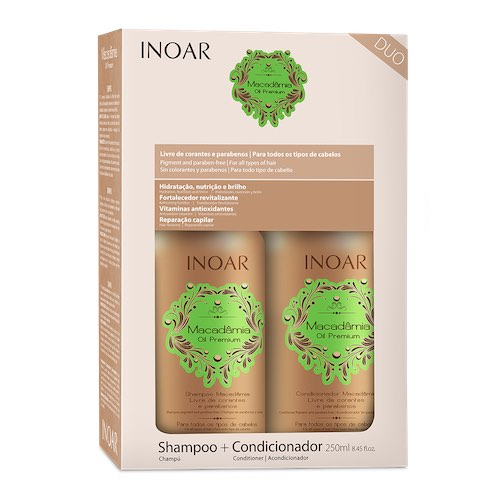 Inoar Macadamia conditioner