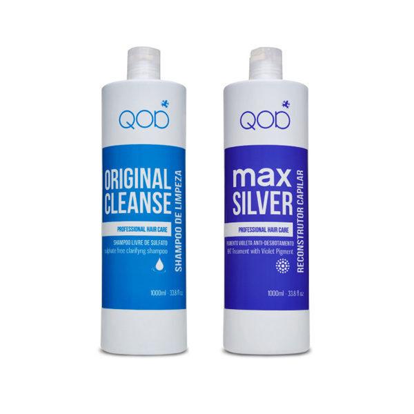 Qod Max Silver Kit
