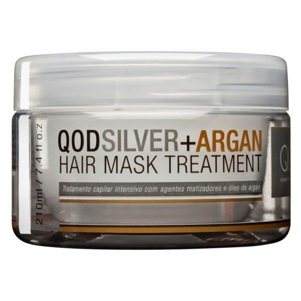 Qod Silver Mask
