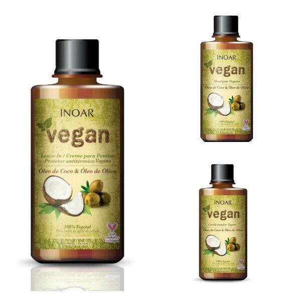 Inoar Vegan line 3 delig met leave in